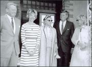 Mary Pinchot Meyer, JFK