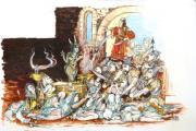 Persecution of Asherah High Priestesses - Bob High