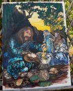 Jesus Anoints - Bob High