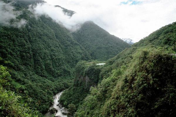 Eastern Andies