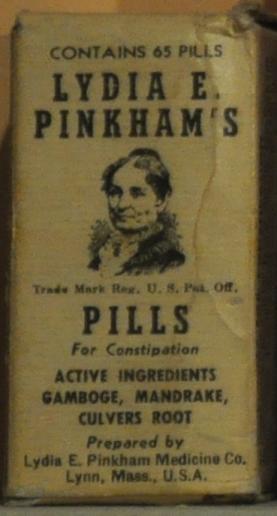 Lydia Pinkham's Pills