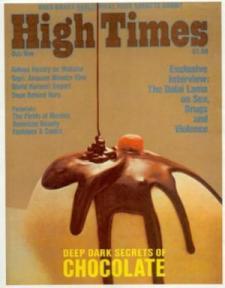 Chocolate, High Times, 1975
