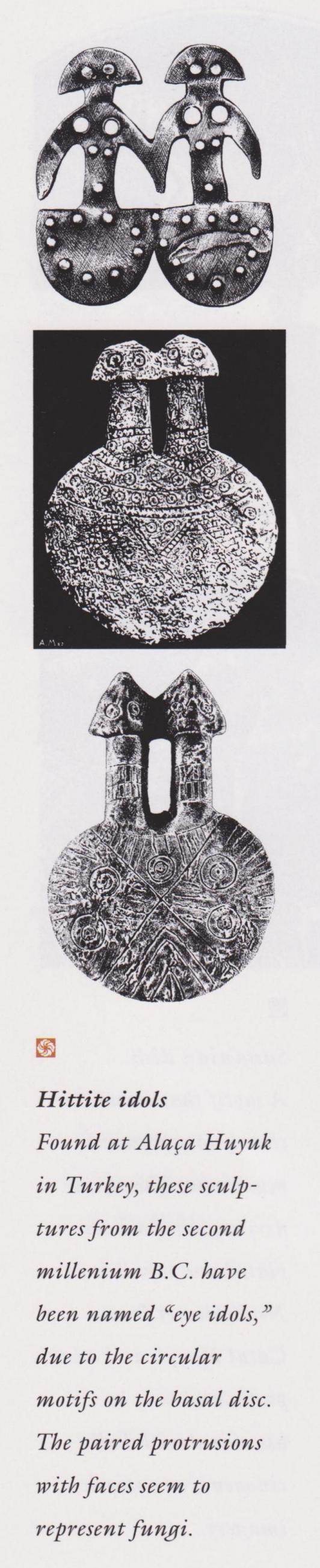 Hittite Idols