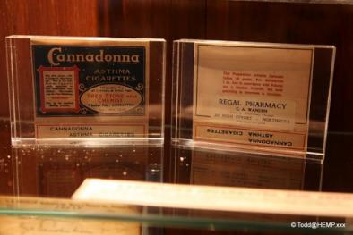 Cannadonna Asthma Cigarettes