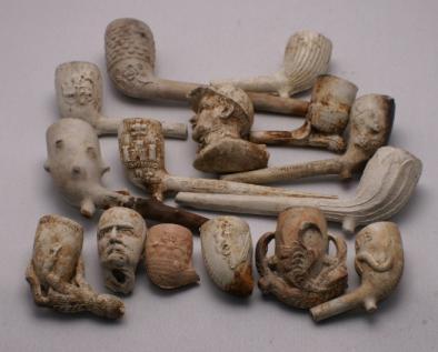 British Clay Tobacco Pipes
