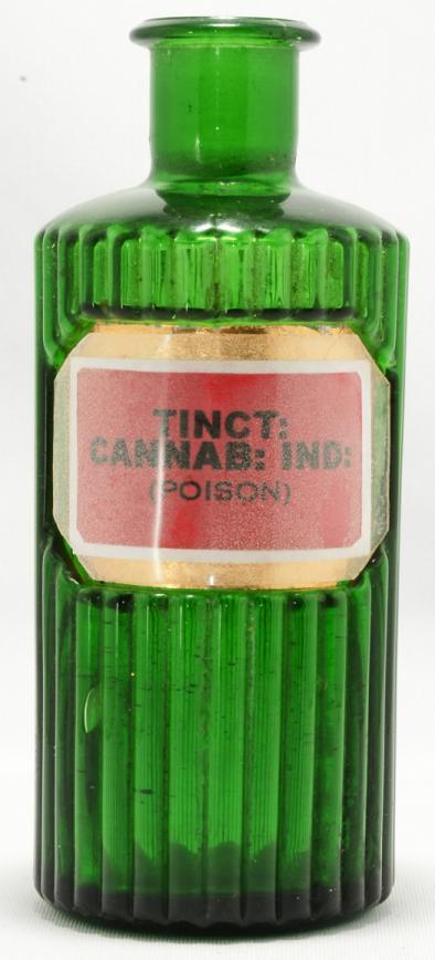 Tincture Cannabis Indica