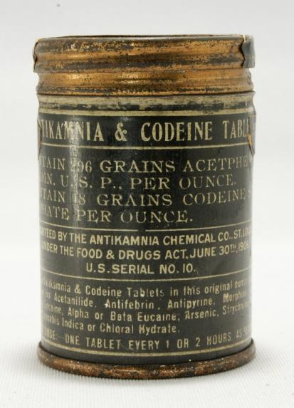 Antikamnia & Codeine Tablets 2