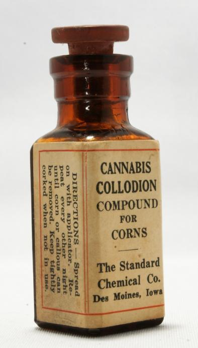 Cannabis Collodion Compound for Corns #2