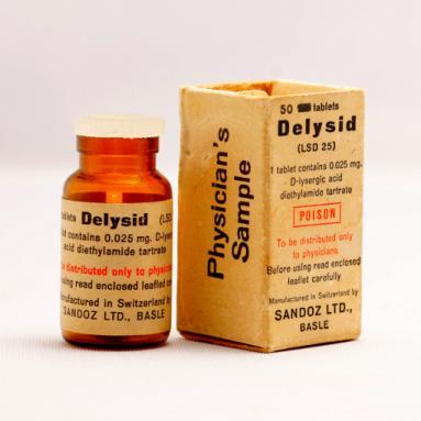 Sandoz Delysid (LSD 25) #2