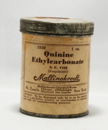 Quinine Ethylcarbonate (Euquinine)
