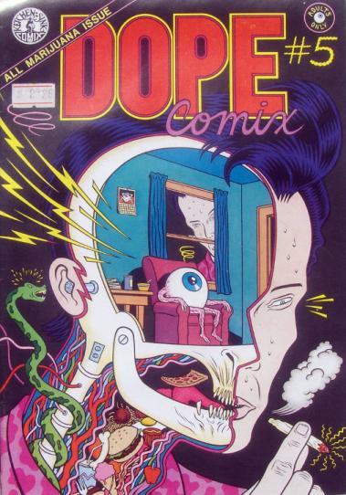 Dope Comix #5