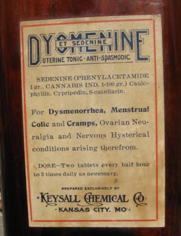 Keysall Chemical Co. Dysmenine
