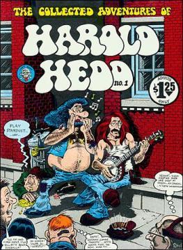 Harold Hedd #1