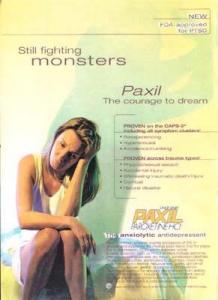 Paxil Advertisement
