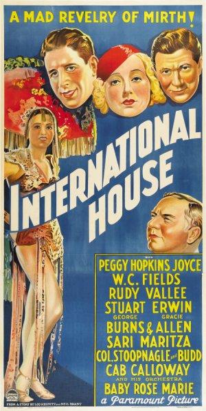 International house 1933 herb museum for International housse